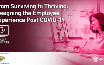 From Surviving to Thriving: Designing the Employee Experience Post Covid-19